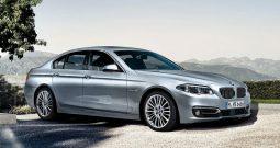 BMW 535i, Navi, Leather, ABS