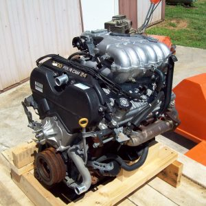 LAND CRUISER 2002 Engine