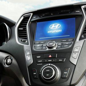 Hyundai ssantafe CM Navigation